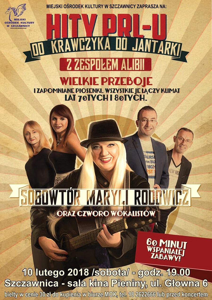 Hity Prl U W Szczawnicy 10022018